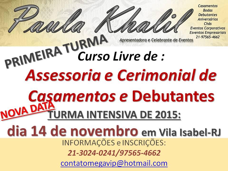 curso cerimonial 2015